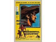 The Wonderful Country Us Poster Art Robert Mitchum 1959 Movie Poster Masterprint (11 x 17) 9SIA1S74AV2472