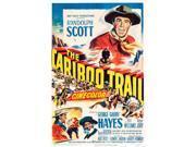 The Cariboo Trail U Movie Poster Masterprint (11 x 17) 9SIA1S74G67241