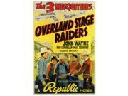Overland Stage Raiders Movie Poster (27 x 40) 9SIA1S73PG5011