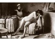 Crying Nude Poster Print by Vintage Nudes  (12 x 18) 9SIA1S746T9802