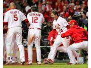 David Freese Game Winning Walk-Off Home Run Game 6 of the 2011 MLB World Series Action (#29) Photo Print (8 x 10) 9SIA1S75162504