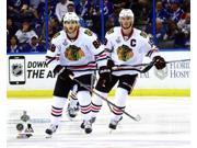 Patrick Kane & Jonathan Toews Game 1 of the 2015 NHL Stanley Cup Finals Photo Print (8 x 10) 9SIA1S75D13794