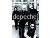 Depeche Mode Group BW Poster Print (24 x 36) 9SIA1S75CY7491