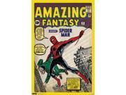 Spiderman - Marvel Comic Book Cover Poster Print (24 x 36) 9SIA1S75NE5836