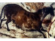 Lascaux Horse NChinese Horse From The Cave Of Lascaux Montignac France Poster Print by  (18 x 24)