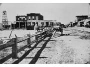 Nevada Carson City C1865 Nsecond And Carson Streets In Carson City Nevada Photograph C1865 Poster Print by  (18 x 24) 9SIA1S75RN4771