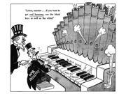 Fair Employment Cartoon NListen MaestroIf You Want To Get Real Harmony Use The Black Keys As Well As The White American Cartoon By Dr Seuss (Theodor Geisel) For