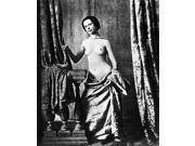 Nude And Curtains C1850 Ndaguerreotype C1850 Poster Print by  (18 x 24) 9SIA1S75VH6635