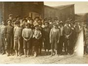 Alabama Child Labor 1910 Nchild Workers At Pell City Cotton Mill Alabama Photographed By Lewis Hine November 1910 Poster Print by  (18 x 24)