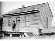 Clemens Birthplace Nchildhood Home Of American Writer Samuel Langhorne Clemens (1835-1910) Also Known As Mark Twain In Florida Missouri Photographed C1900 Poste