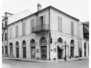 New Orleans Coffee House Na View Of MasperoS Exchange Coffee House A Former Slave Auction House At 440 Chartres Street In New Orleans Louisiana Photographed By