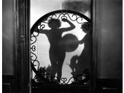 Nude Shadow 1920S Nthe Shadow Of Actress Clara Bow In The Nude Photographed In The 1920S Poster Print by  (18 x 24) 9SIA1S75RE2829