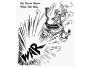 Cartoon World War Ii NHe Never Knew What Him American Cartoon By Dr Seuss (Theodor Geisel) For Pm 8 December 1941 On The Fate Of American Isolationist Attitudes
