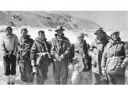 Mount Everest Expedition Nthe 1938 British Expedition To Mount Everest From Left Charles Warren Peter Lloyd Harold William Bill Tilman Peter R Oliver Frank S Sm