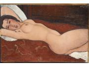 Reclining Nude Poster Print by Amedeo Modigliani (8 x 10) (8 x 10) 9SIA1S75VK4795