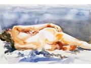 Nudo Poster Print by Alessandra Arecco (12 x 18) 9SIA1S740K6705