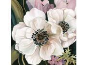 Anemone Study I Poster Print by Carol Robinson (12 x 12)