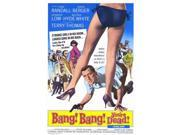 Bang Bang Youre Dead Movie Poster (27 x 40) 9SIA1S73P33655