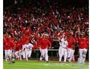 The St Louis Cardinals Celebrate Winning Game 6 of the 2011 MLB World Series Photo Print (8 x 10) 9SIA1S75D28524