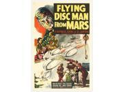 Flying Disc Man from Mars Movie Poster (27 x 40) 9SIA1S73PK7037