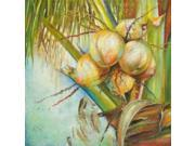 Patricias Coconuts II Poster Print by Patricia Pinto (24 x 24) 9SIA1S740C3226