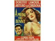 A Medal for Benny Movie Poster (27 x 40)