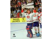 Patrick Roy with the 1993 Stanley Cup Championship Trophy Photo Print (8 x 10) 9SIA1S75NG0296