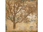 Landscape I Poster Print by Ben Richard (24 x 24)