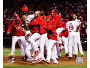 The St Louis Cardinals Celebrate Winning Game 6 of the 2011 MLB World Series (#31) Photo Print (8 x 10) 9SIA1S75D56106