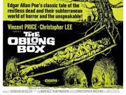 The Oblong Box 1969 Movie Poster Masterprint (14 x 11) 9SIA1S74AS3001