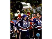 Mark Messier Game 5 1990 Stanley Cup Finals Celebration Photo Print (8 x 10) 9SIA1S74YJ4762
