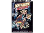Women's Prison Massacre Movie Poster (27 x 40) 9SIA1S73PE7072