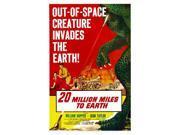 20 Million Miles To Earth Poster Art 1957. Movie Poster Masterprint (11 x 17) 9SIA1S74AS0628