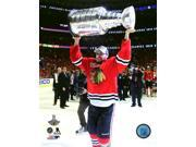 Marcus Kruger with the Stanley Cup Game 6 of the 2015 Stanley Cup Finals Photo Print (8 x 10) 9SIA1S75VF4262