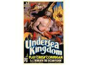 Undersea Kingdom Movie Poster (27 x 40) 9SIA1S73PG5591
