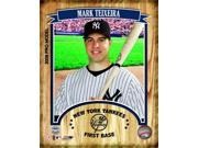 Mark Teixeira 2009 Studio Plus Photo Print (8 x 10)