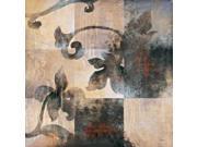 Hanging Garden II Poster Print by L Darien (24 x 24)