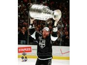 Jeff Carter with the Stanley Cup Game 5 of the 2014 Stanley Cup Finals Sports Photo (8 x 10) 9SIA1S71XK0495