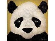 Panda Poster Print by Ryan Fowler (24 x 24)
