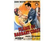 Flame of the Barbary Coast Movie Poster (27 x 40) 9SIA1S73PK5514