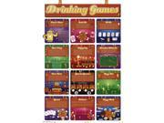 Drinking Games - Grid Poster Print (24 x 36) 9SIA1S73P31723