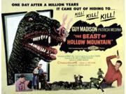 The Beast Of Hollow Mountain 1956. Movie Poster Masterprint (14 x 11) 9SIA1S74AP2094