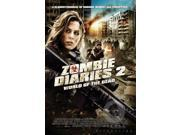 Zombie Diaries 2 Movie Poster (11 x 17) 9SIA1S73PB2148