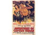 Adventures of Captain Fabian Movie Poster (27 x 40) 9SIA1S73P29744