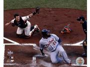 Buster Posey tags out Prince Fielder Game 2 of the 2012 MLB World Series Action Sports Photo (10 x 8) 9SIA1S70PP5486