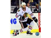 Brent Seabrook Game Winning Overtime Goal Game 4 of the 2013 Stanley Cup Finals Sports Photo (8 x 10) 9SIA1S70UH9543