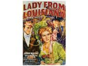 Lady from Louisiana Movie Poster (27 x 40) 9SIA1S73P37580