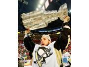 Kris Letang with the Stanley Cup 09 NHL Stanley Cup Finals  Game 7 Photo Print (8 x 10) 9SIA1S75155134