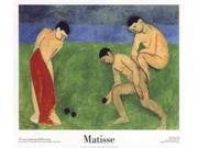 Jue de Boules, 1908 Poster Print by Henri Matisse (27 X 24) 9SIA1S73R06863