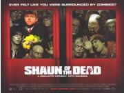 Shaun of the Dead Movie Poster (11 x 17) 9SIA1S73PZ8205